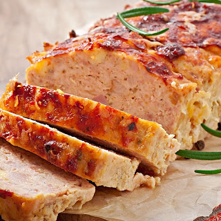 Pork Veal Meatloaf.
