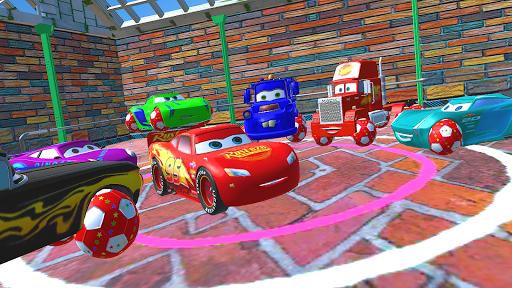 Code Triche McQueen and Friends Racing Cars & Monster Trucks apk mod screenshots 1