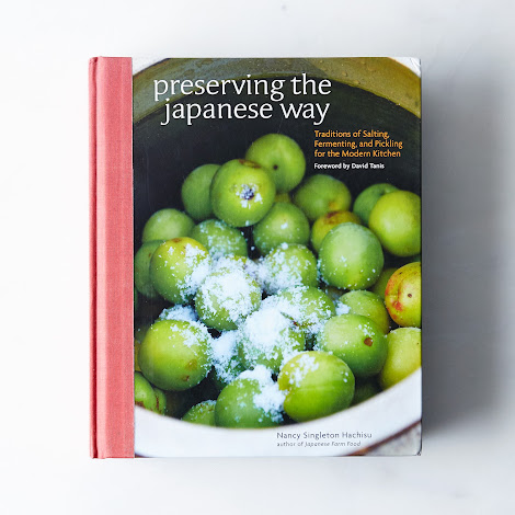 Preserving the Japanese Way by Nancy Singleton Hachisu, Signed Copy