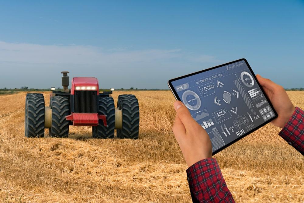 Investimento em tecnologia deve impulsionar agronegócio brasileiro. (Fonte: Shutterstock/Scharfsinn/Reprodução)