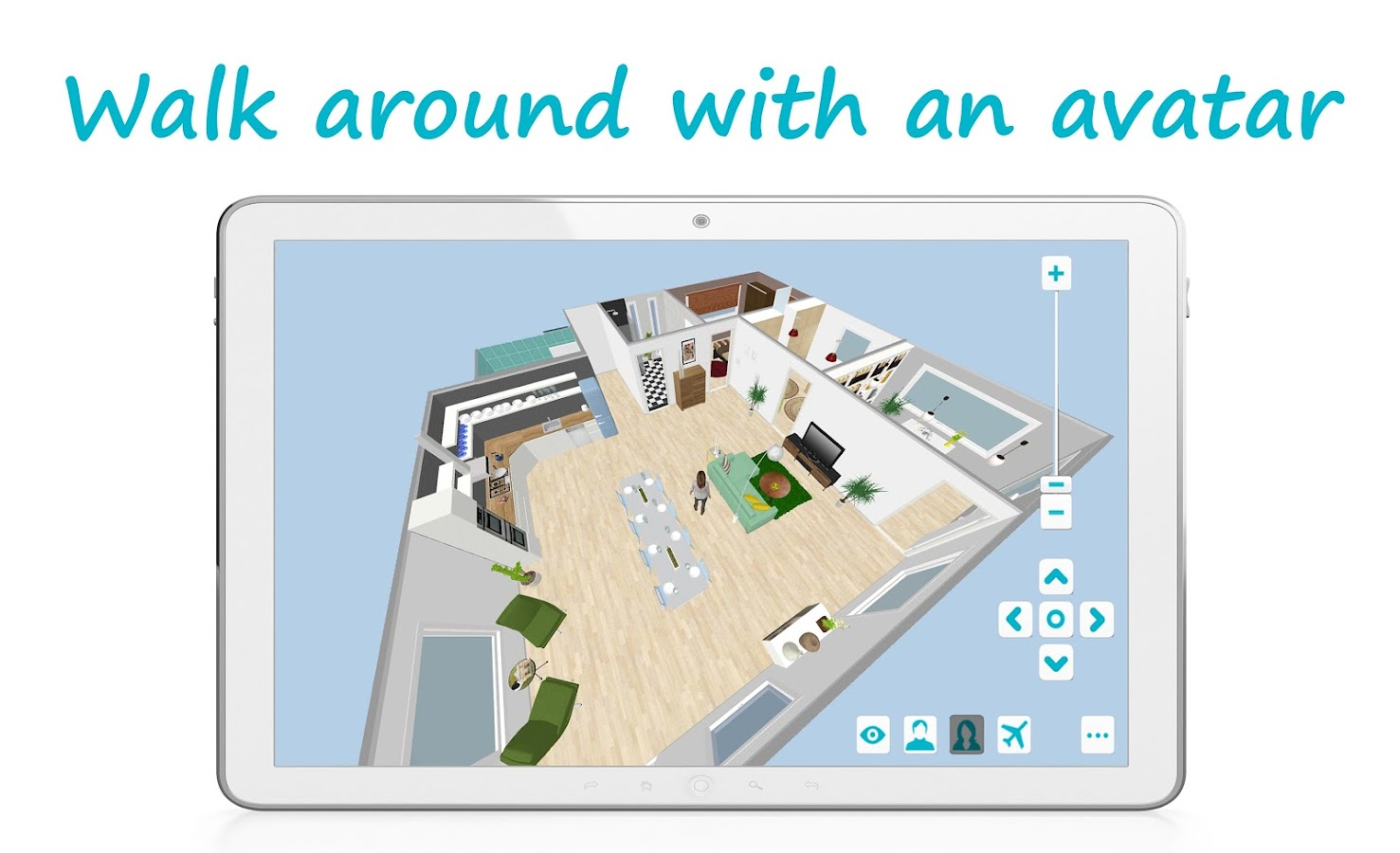 Roomsketcher Live 3d Android Apps On Google Play