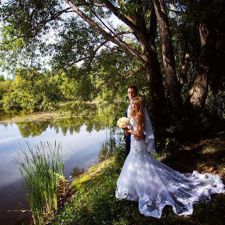 Wedding photographer Andrey Saksonov (asaksonov). Photo of 03.12.2016