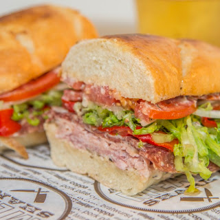 Make Craig Deihl's Loaded Italian Sub At Home