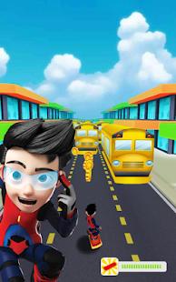 Subway Ejen Ali Surfer: Run & Dash Subway Game - náhled