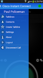 Cisco Instant Connect 4.9(1)- screenshot thumbnail