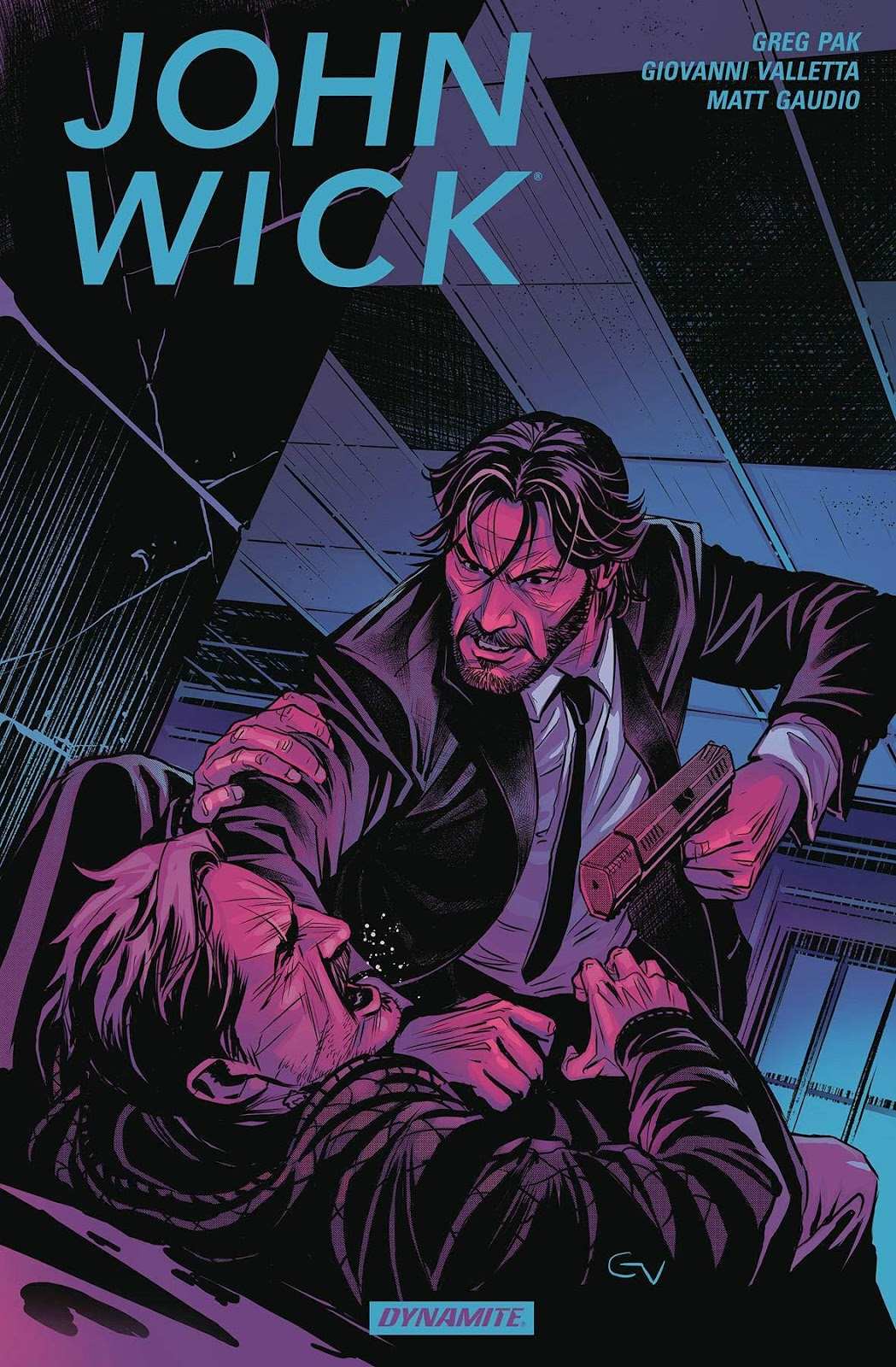 John Wick Vol. 1: Pak, Greg, Valletta, Giovanni: 9781524106829: Amazon.com:  Books
