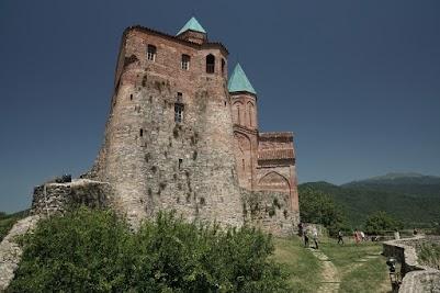 Gremi war eine Festung - die 1622 von den Persern erobert wurde.