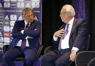 Une enquête ouverte contre Van Holsbeeck et Vanden Stock concernant la vente d'Anderlecht !