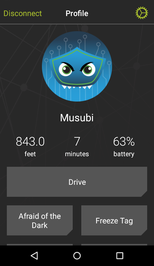 Dash Drive 2016 (beta)- screenshot