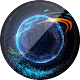 Download Tema-SXP Neon Earth Planet For PC Windows and Mac