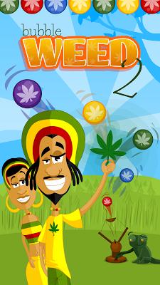 Bubble Weed 2 - screenshot