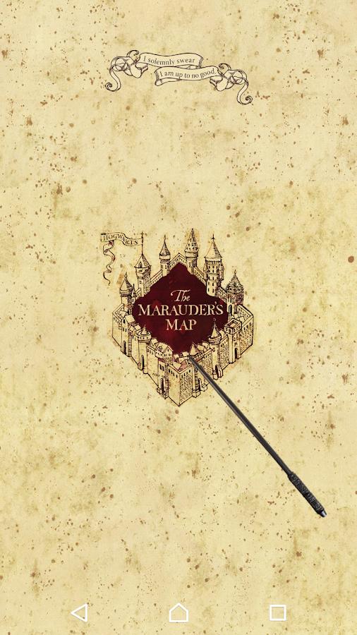 marauder s map iphone wallpaper - photo #23