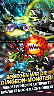 Endless Frontier - Rollenspiel Screenshot