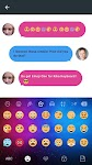 screenshot of Emoji One Stickers for Chatting apps(Add Stickers)