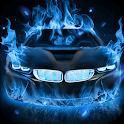 Speedy 3D Sports Car Theme icon