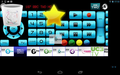 MyAV for SkyQ, Sky+HD & TV Wi-Fi Remote screenshot 5