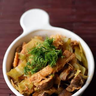 Vegan Sauerkraut Recipes.