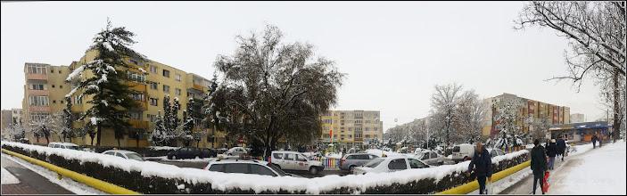 """Photo: Turda - Parcul grupului statuar """"Horea Closca si Crisan""""   - 2018.12.19"""