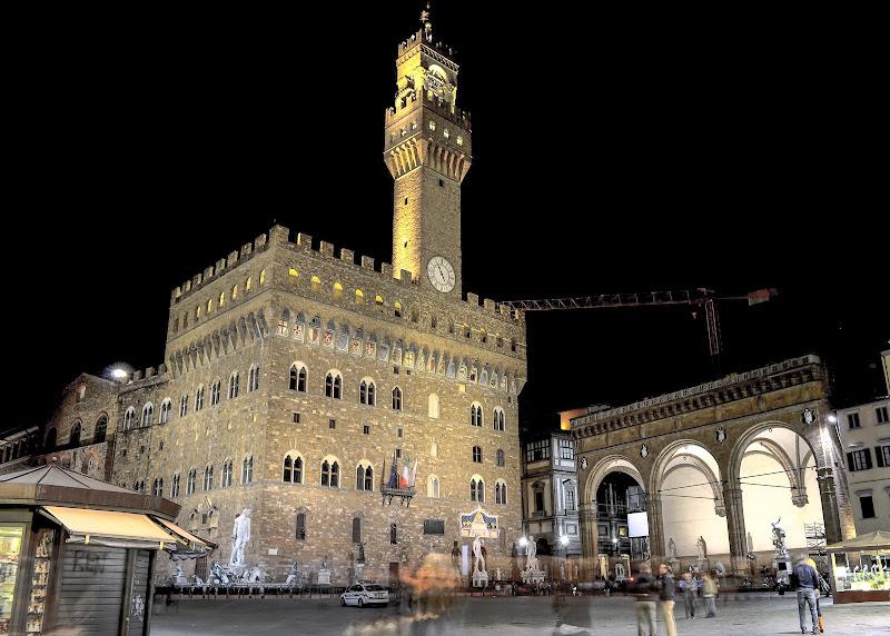 Piazza della Signoria... di vivancove84