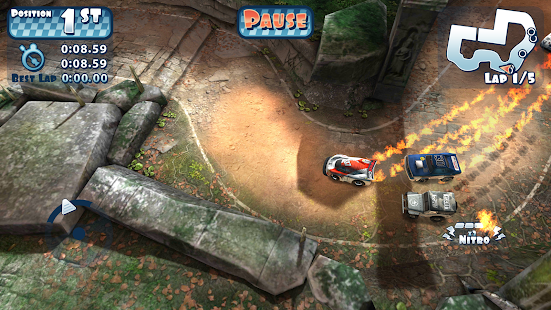 Mini Motor Racing- screenshot thumbnail