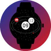 Gravity Watch Face