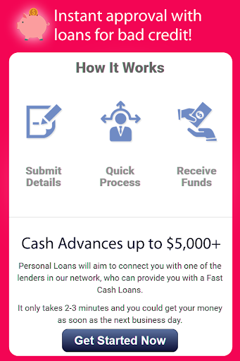 Personal Loans for Bad Credit Fast Cash Advance Hack Cheats Android - cheatshacks.org