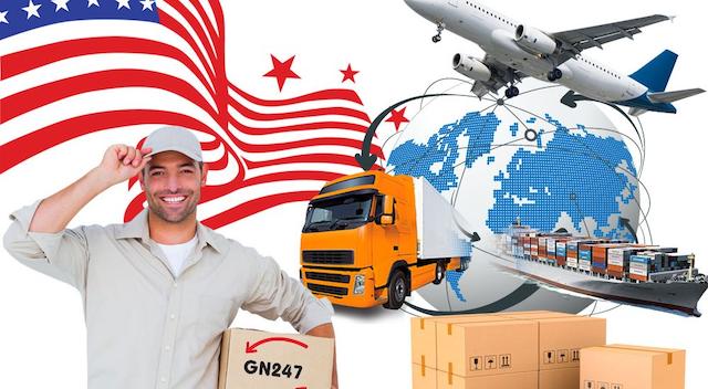 Hãy đến với quynam.vn để được trải nghiệm chất lượng dịch vụ gửi hàng đi Mỹ hoàn hảo