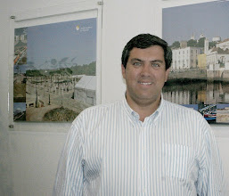 Photo: Dr. João Pedro Rodrigues. presidente do C.A. da EMPET, EM