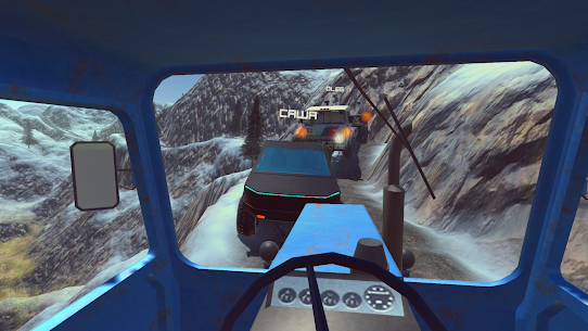 Offroad Simulator Online  Apk Download For Android and Iphone 3