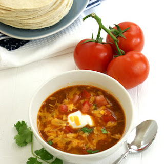 Easiest Tortilla Soup