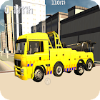 BIG Crane Driving Simulator 3D icon