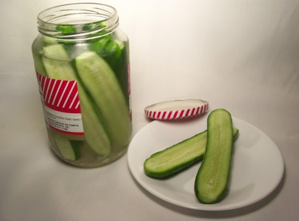 Pickles From Leftovers Recipe