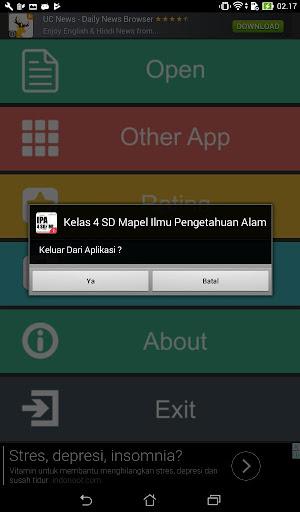 Download Kelas 4 Sd Mapel Ilmu Pengetahuan Alam Free For Android Kelas 4 Sd Mapel Ilmu Pengetahuan Alam Apk Download Steprimo Com