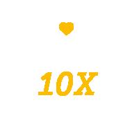 Tinder 10X | Zirby