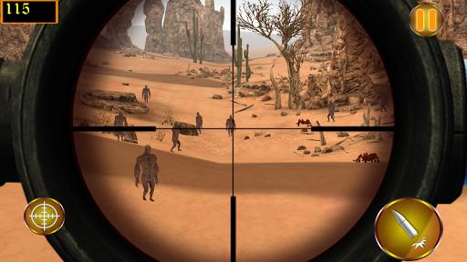 玩免費動作APP|下載殭屍狙擊 app不用錢|硬是要APP