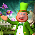 Talking St.Patrick's Elf icon