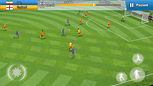 Soccer Revolution 2019 Pro apkpoly screenshots 4