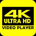 4k Video Player HD icon