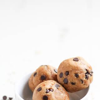 No Bake Energy Bites {Peanut Butter Oatmeal}.