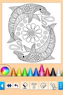 Mandala Coloring Pages 1