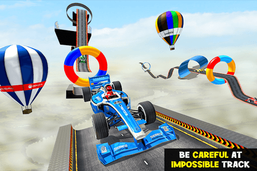 Gt Formula Car Racing Stunts : Impossible Tracks 1.3 screenshots 14