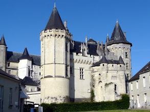 Photo: chateau de saumur