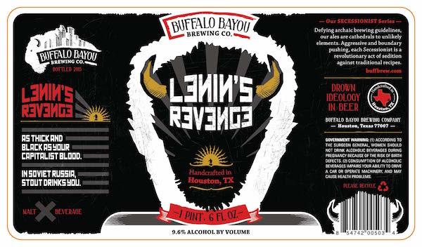 Logo of Lenin's Revenge
