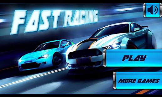 Fast Racing 4 seasons - náhled