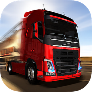 Download Euro Truck Driver v1.1.0 APK Full - Jogos Android