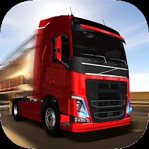 Euro Truck Driver icon do jogo