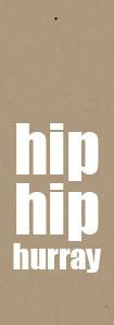 hip hip hurray