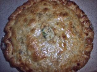 Chicken, Turkey, Beef Pot Pie Recipe