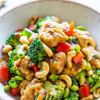 Broccoli Cashew Chicken Salad Recipes