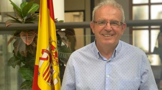 El mensaje desde el hospital del alcalde de Vícar, Antonio Bonilla